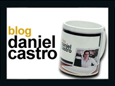 Canecas personalizadas do blog Daniel Castro
