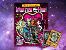 Kits da série Monster High