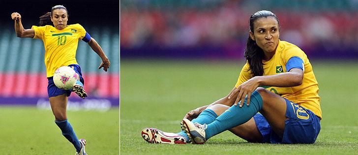Após goleada na estreia, Marta revela maior rival da seleção