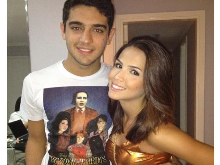 Miguel e Pérola