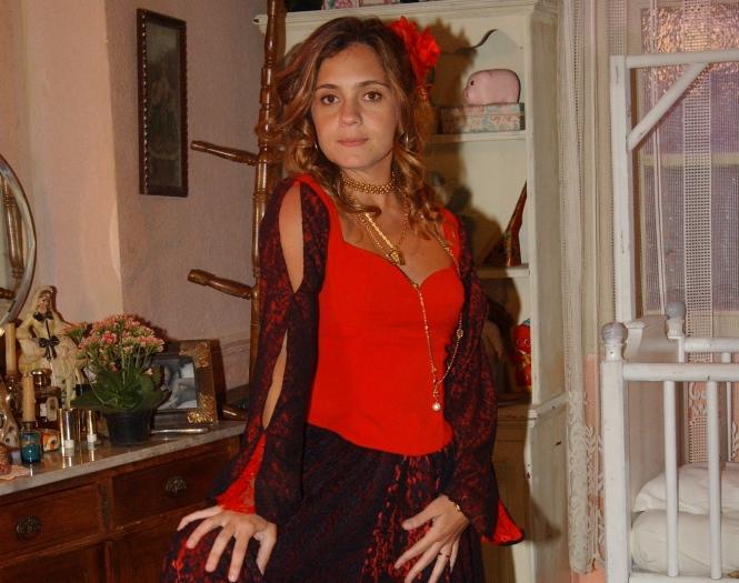 Carminha - que nada! Relembre os looks de Adriana Esteves na TV ...