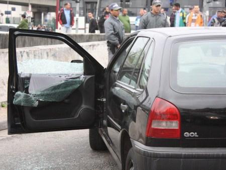 policial morto zona sul