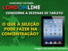 <i>Londonline</i> lança mais um desafio olímpico para você!