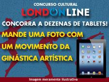 <i>Londonline</i>: o que você está esperando para participar?