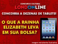 <i>Londonline</i>: participe do novo desafio olímpico!
