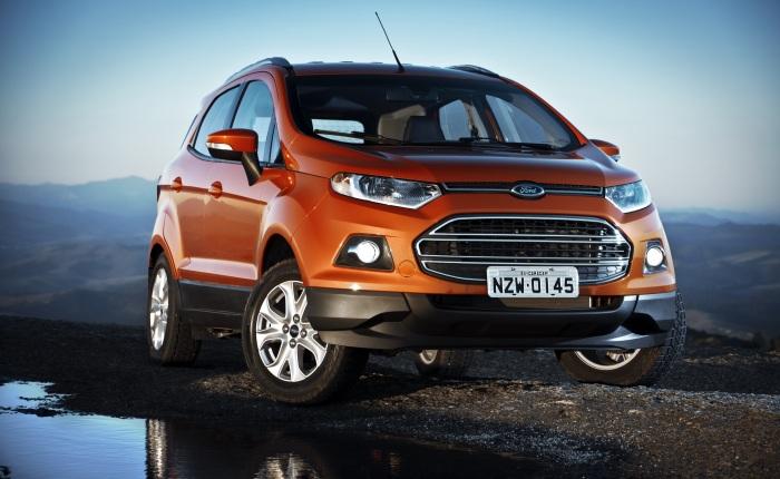 Nueva Ford Ecosport conquista y decepciona al mismo tiempo