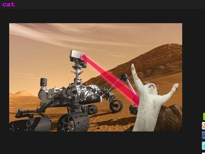 Memes sobre o robô Curiosity bombam na internet - Foto 16 ...
