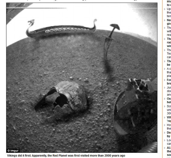 Memes sobre o robô Curiosity bombam na internet - Foto 25 ...