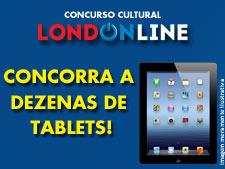 <i>Londonline</i>: última chamada!