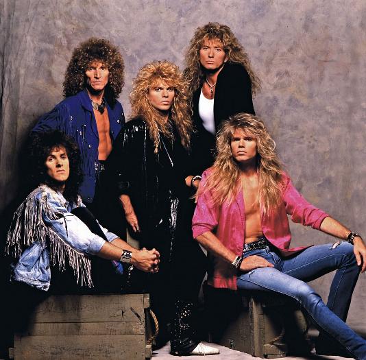 Divirta-se com o visual das bandas dos anos 80 - Foto 21 - Música ...