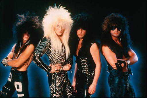 Divirta-se com o visual das bandas dos anos 80 - Foto 22 - Música ...