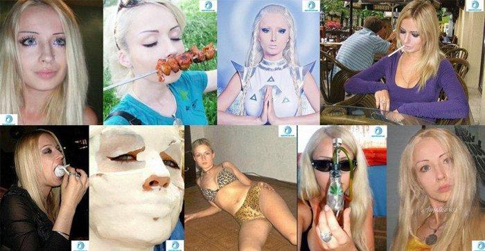 Jornal revela todos os podres da barbie humana! - Esquisitices - R7