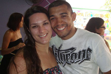 Mulher pede para Jos&eacute; Aldo arrebentar advers&aacute;rio no UFC Rio ...