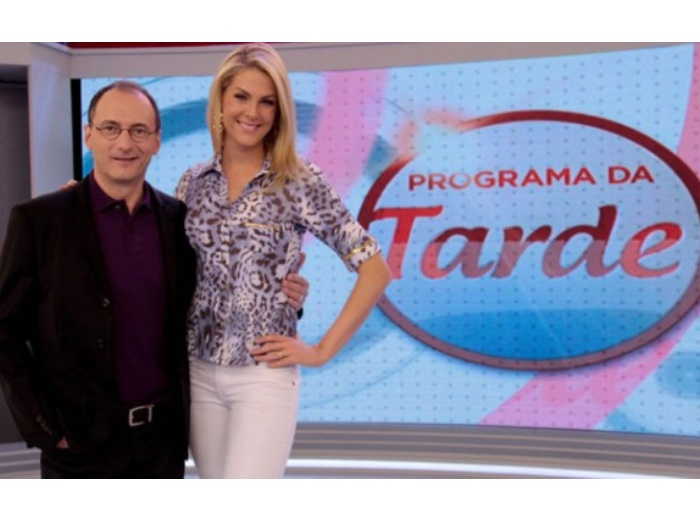 Britto Júnior e Ana Hickmann