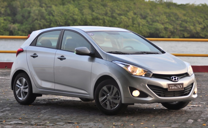 Test-drive: Hyundai HB20 é a boa surpresa que vem do interior ...