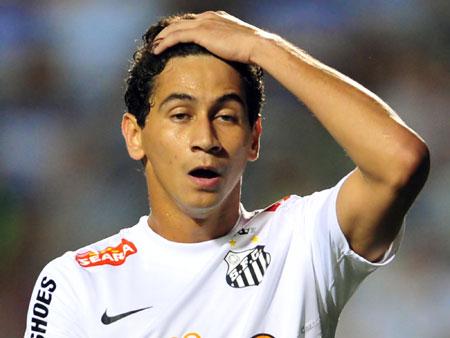 """São Paulo """"cai na lábia"""" do Santos e compra Ganso R$ 18 milhões desvalorizado"""