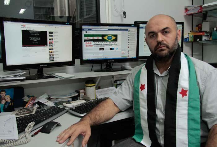 amer masarani, síria, coordenação, 700