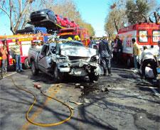 Acidente grave mata dez pessoas no norte de MG