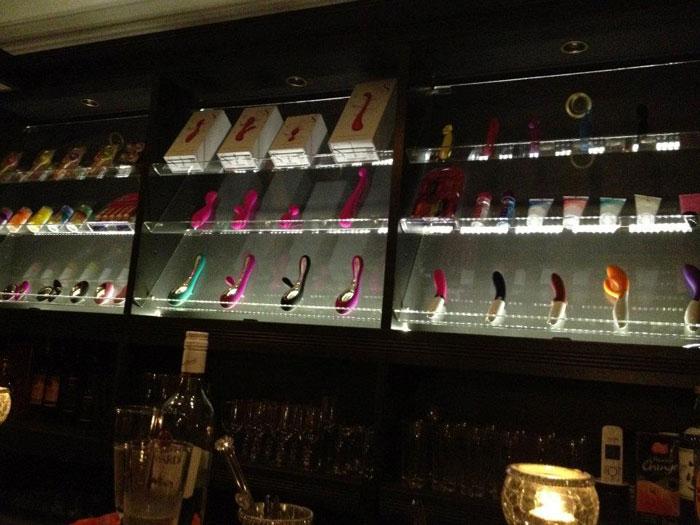 vibradores bar, 700