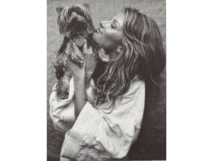 Aos 14 anos de idade, morre cachorra de Gisele Bündchen - Bichos ...
