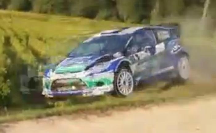 Acidente WRC