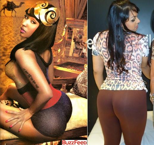 Batalha do Bumbum: Mulher Melancia enfrenta a musa Nicki Minaj ...