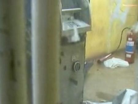 Quadrilha que roubava caixas eletrônicos é presa em Águas Lindas de Goiás