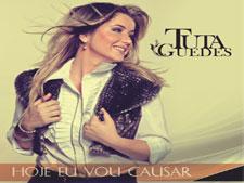 Tuta Guedes: concorra a CD e pen drive