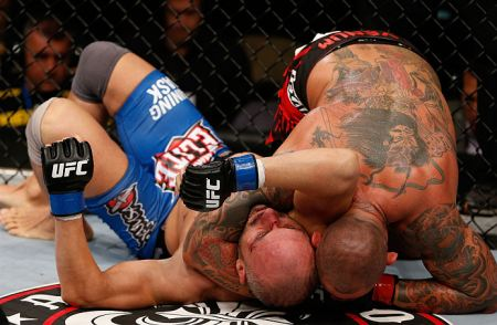 Thiago Silva UFC 450