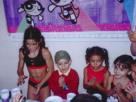 """Pai atribui """" tanquinho infantil"""" de Jade Barbosa a genética e treinos ..."""