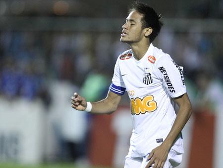 Neymar é indicado ao prêmio de gol mais bonito do ano pela segunda vez. Vote no seu preferido!