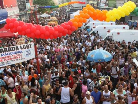 parada gay - Madureira -