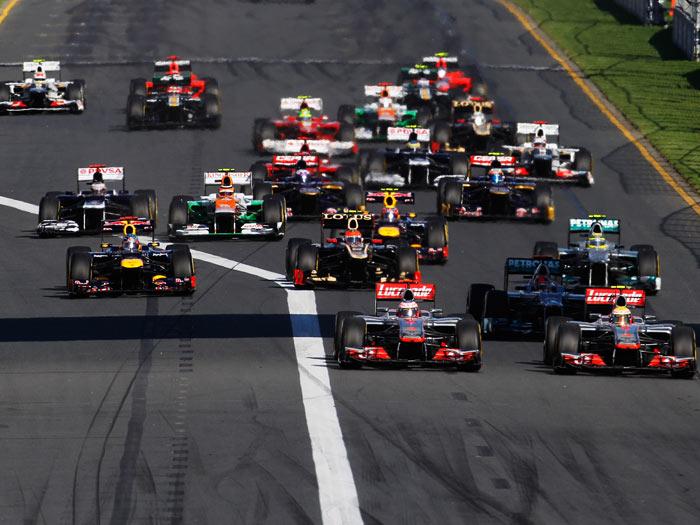 FIA divulga calendário da Fórmula 1 2013 com 20 etapas ...