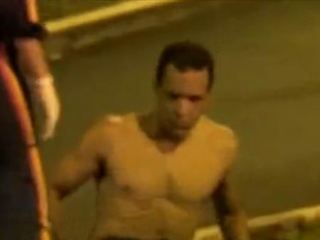 Homem capota veículo em Brasília e, descontrolado, grita pela rua que usou drogas