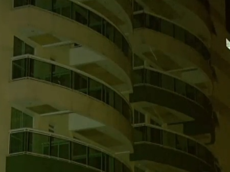 Henrico Salazart Tavares morreu ao cair da sacada de um hotel no Rio