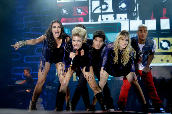 Show Rebeldes