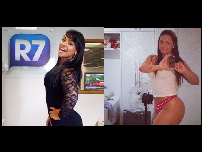 Instagram (sem maquiagem) / Divulgação/R7