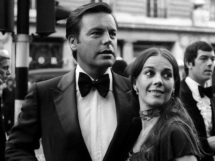 Natalie Wood e Robert Wagner