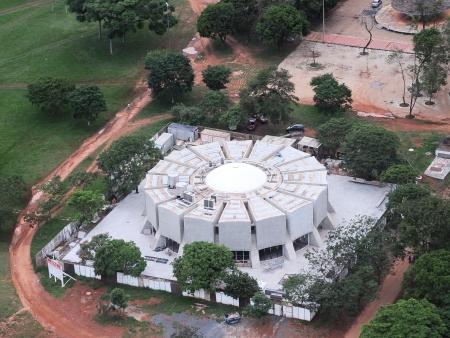 Planetário de Brasília
