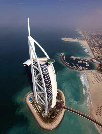 Hotel sete estrelas em Dubai cobra R$ 3.500 pela diária. Entre e ...