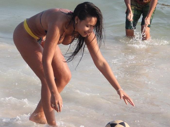 De Neymar Vai Praia S Rgio Hondjakoff Foto Famosos E Tv