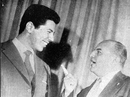Manoel da Nóbrega e Silvio Santos