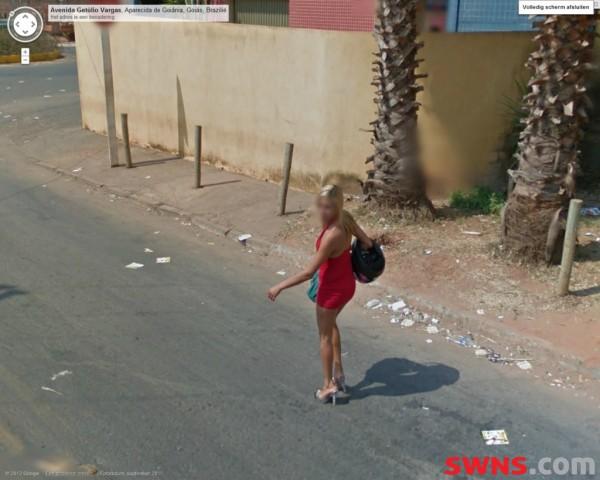 prostitutas street view putas numeros