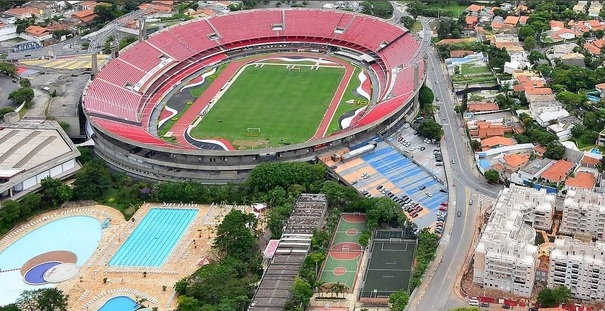 CET monitora tr&acirc;nsito na regi&atilde;o do Morumbi para jogo do S&atilde;o ...