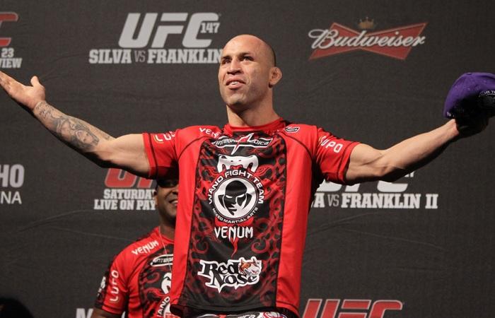 """Wanderlei promete estilo """"Cachorro Louco"""" no UFC Japão: """"Não ..."""