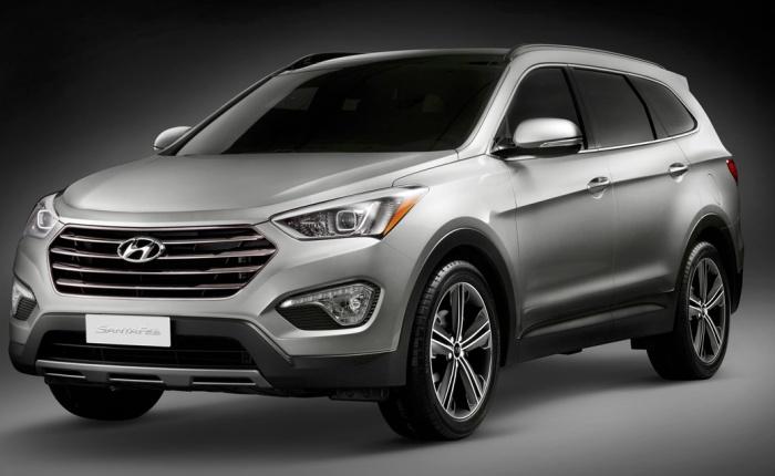 Hyundai Apresenta Novo Grand Santa Fe Sucessor Do