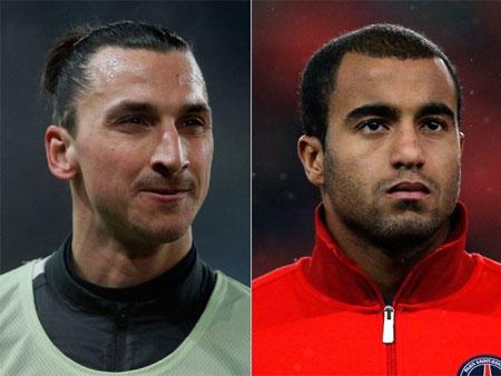 Após críticas a Ibrahimovic, Lucas diz que foi mal interpretado