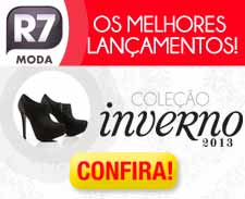 Confira a coleo inverno 2013!