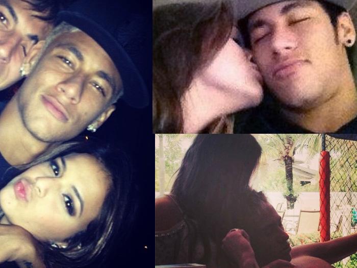 Namoro com Neymar pode ter colaborado com o cachê da atriz