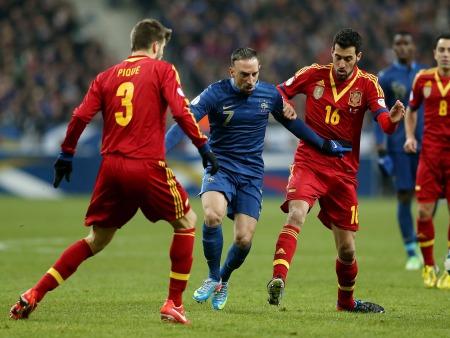 Espanha x França